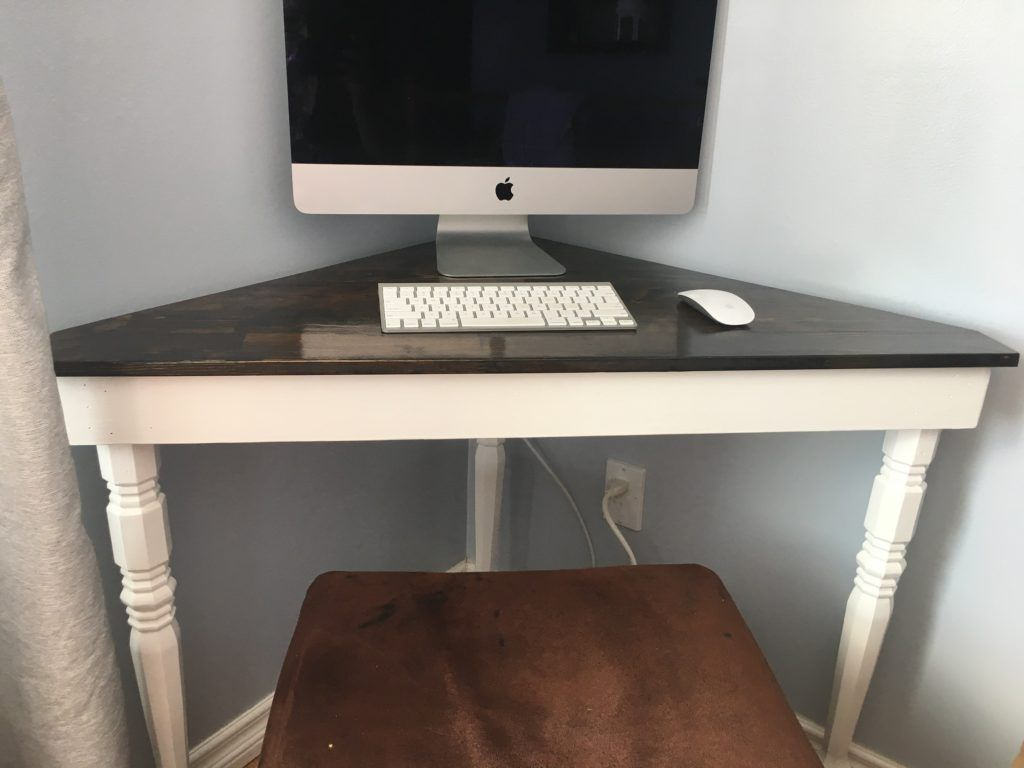 - DIY Corner Desk, Perfect As A Main-Floor Computer Desk Diy