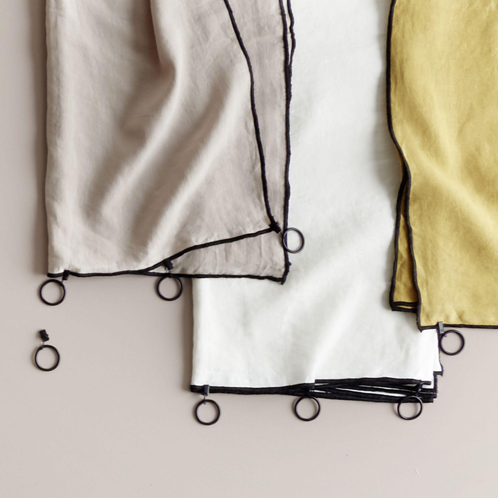 epingle sur rideaux voilages