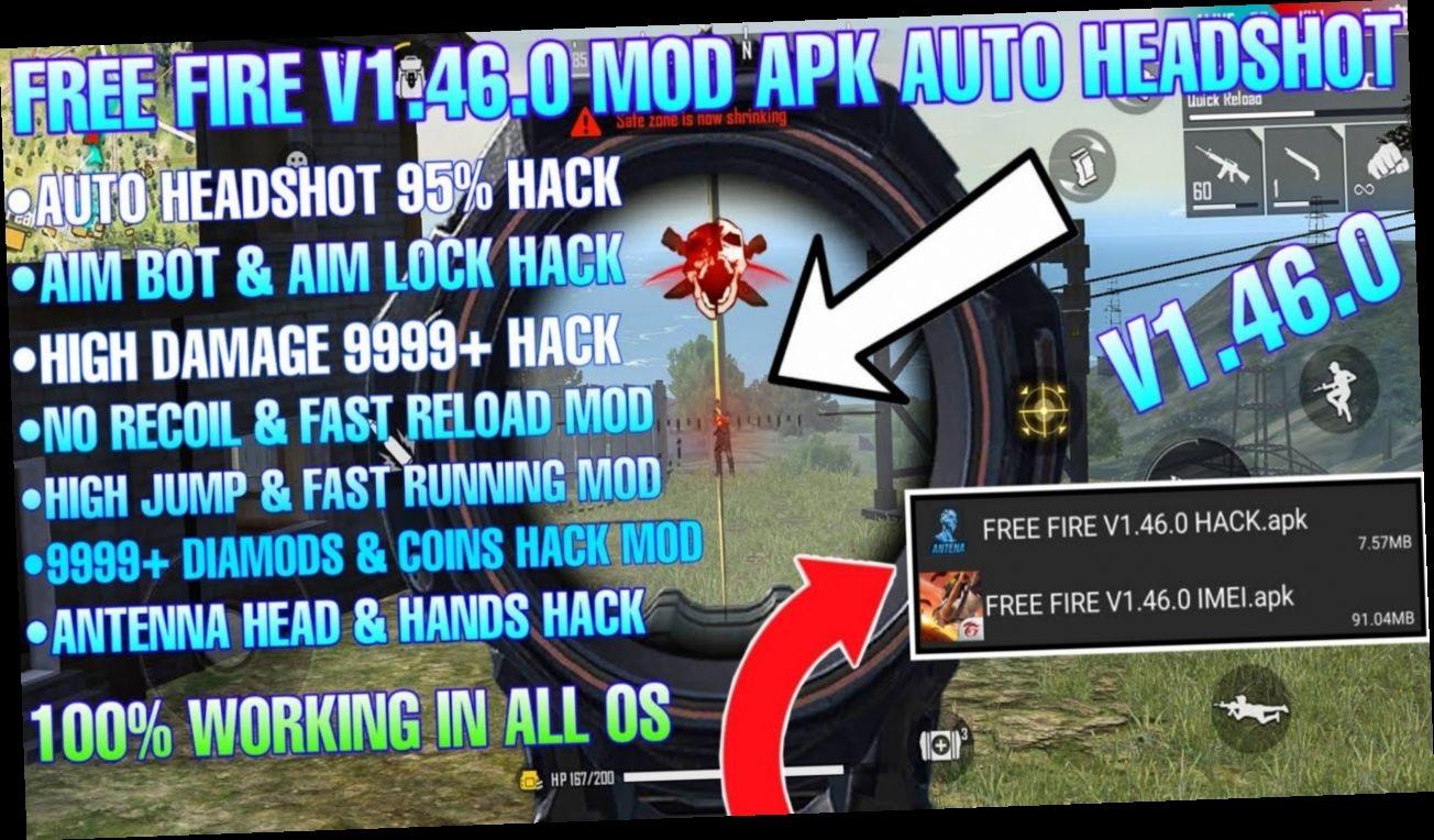 Hack Free Fire 2020 Apk Headshot V 2020 G Igry