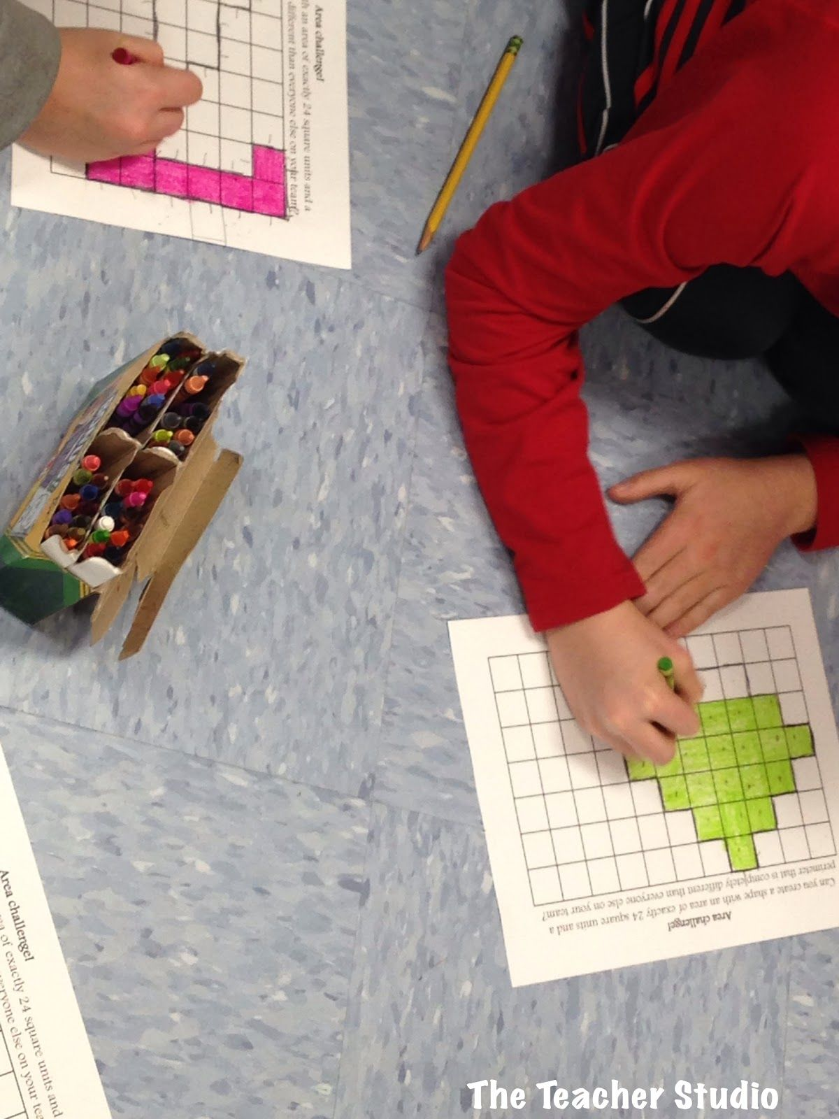 Perimeter And Area Problems Cooperation Time
