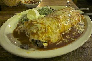 burrito_flickr - Burrito from some hole-in-the-wall Mexican place in Fremont, Ca.