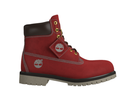 Check out this custom Timberland® Men's Custom 6-Inch Waterproof Boot I  designed.