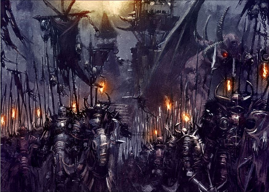 warhammer invasion art - Google Search