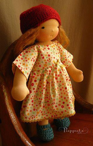 custom Puppula doll