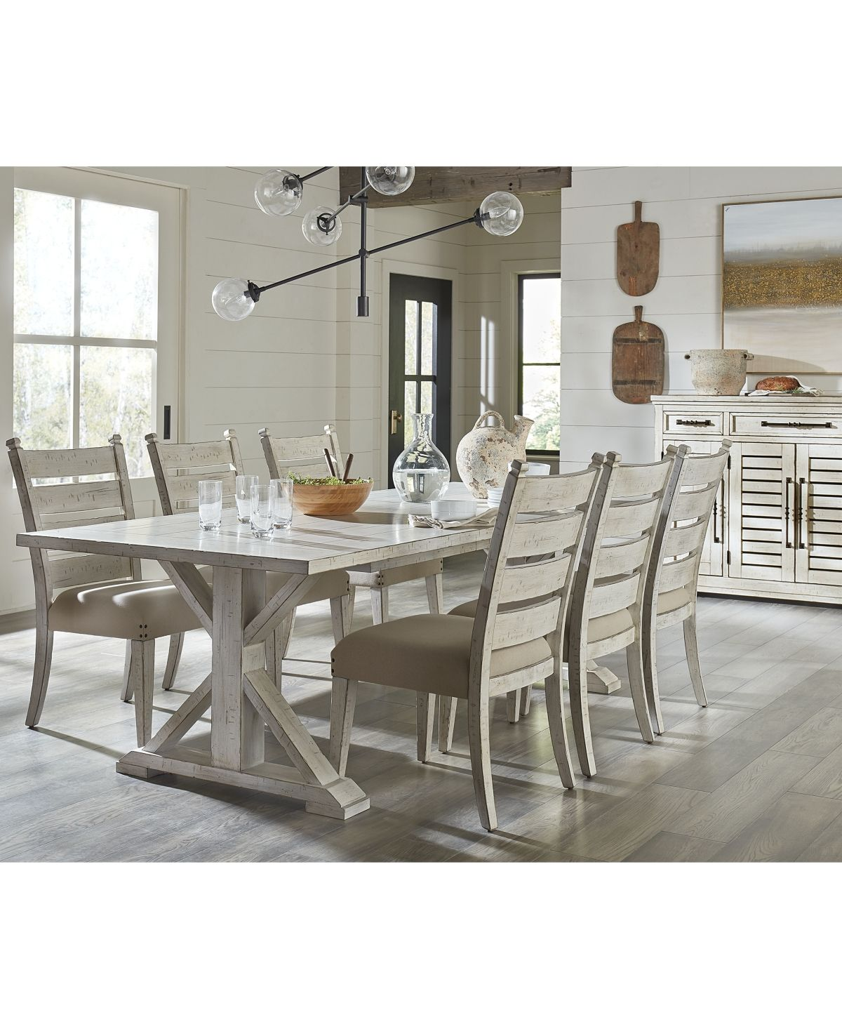 41++ Carolina dining table and 6 chairs Top