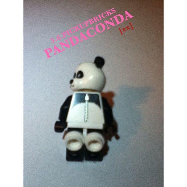 My pandaconda don't want none 'less you got bamboo hun!