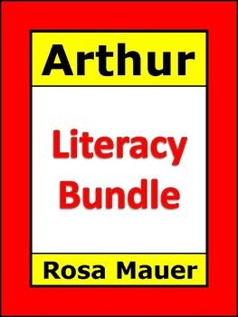 Save time and money by purchasing Arthur book units as part of a bundle.Click the links below to find out more about each product or to buy individually.Products in this bundle: Arthur's  Thanksgiving Book Unit . Arthur's  Tooth Literacy Unit . Arthur's  Perfect Christmas Task Cards and Worksheet .