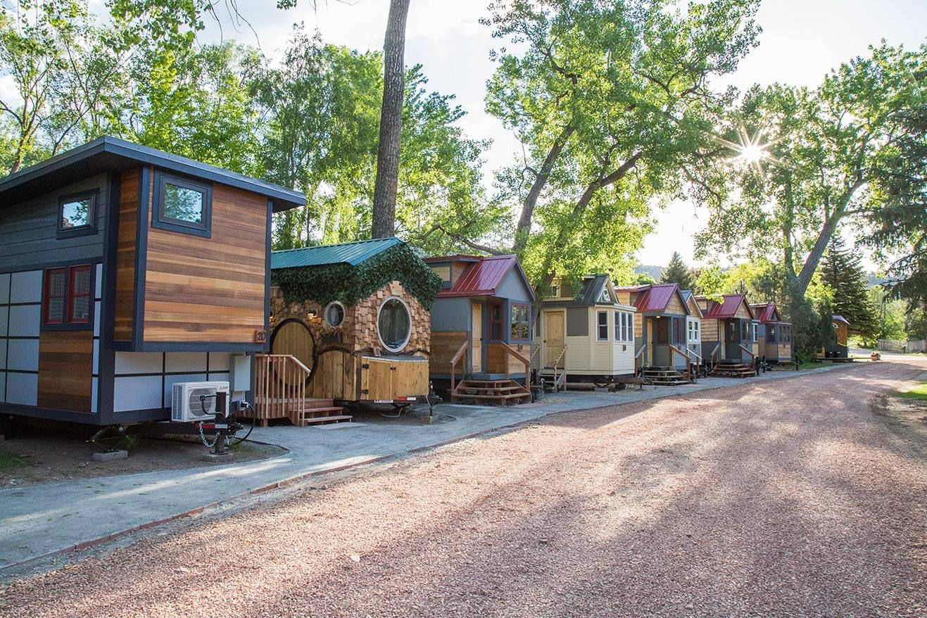 14 Real World Tiny House Communities Tiny House Community Tiny Houses For Rent Tiny House Design