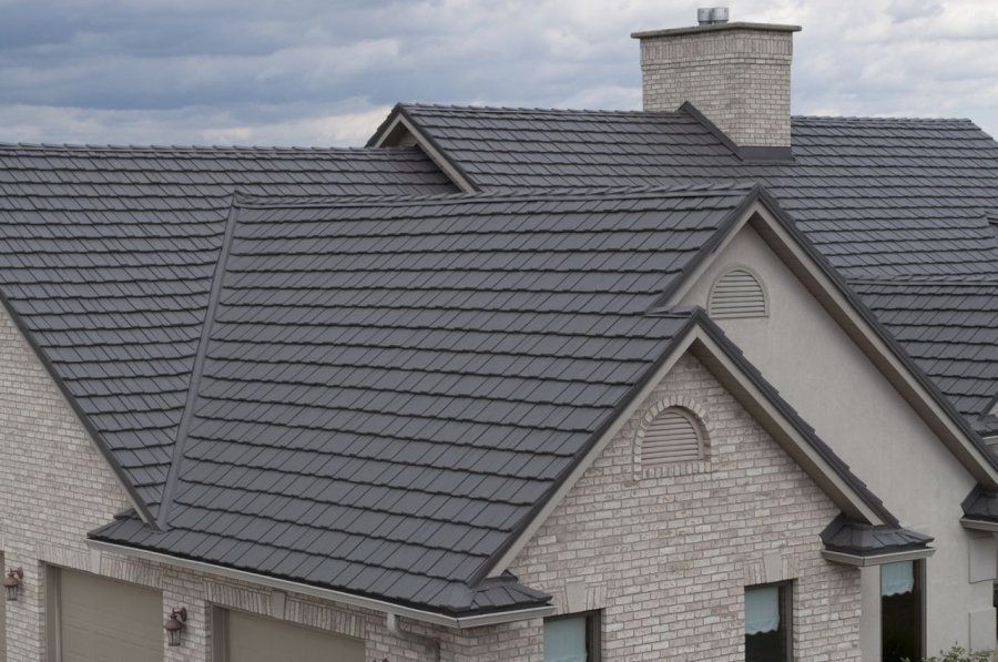 Metal Shake Roof Mimics Tradtional Materials With Longer Life. McCarthy Metal  Roofing