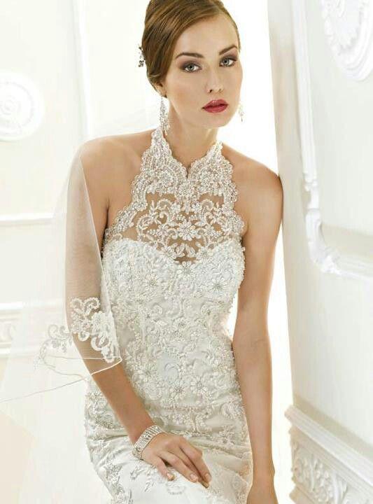 cosmobella | vestidos de novia líneas de oro | pinterest | de oro