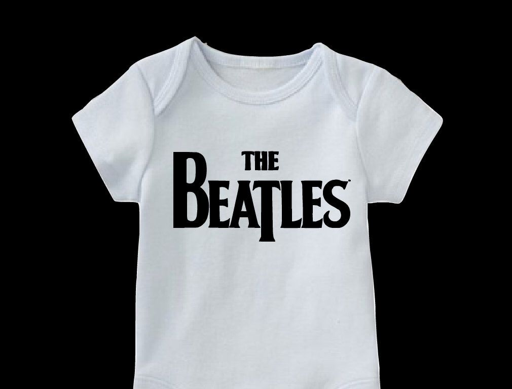 The Beatles The Beatles Onesie The Beatles Toddler Shirt Beatles