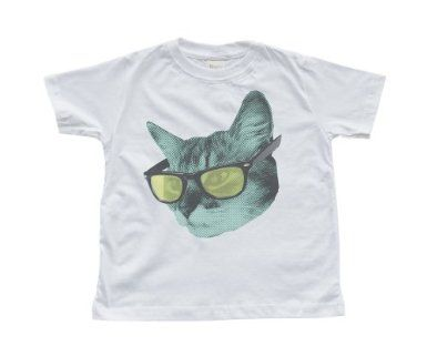 infant cool cat t-shirt