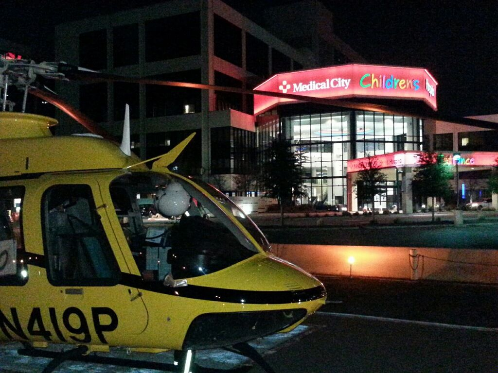 PHI Med 10 at Medical City of Dallas Children's Hospital