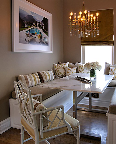 Kitchen And Dinning Tables