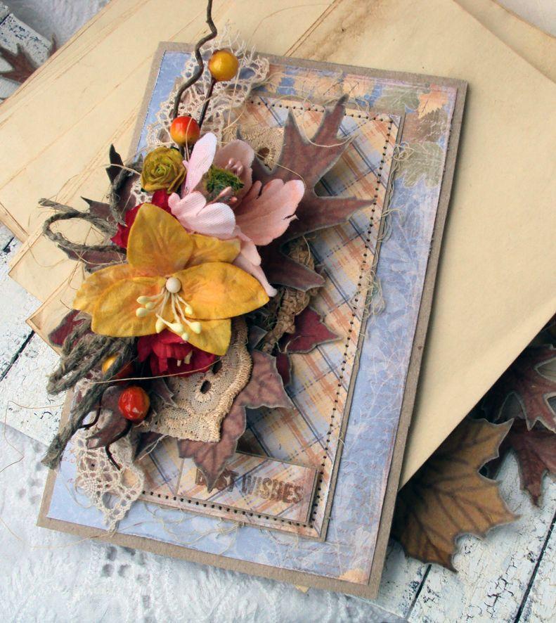 необходимо открытки с осенними листьями скрапбукинг оденется, как мальчишка
