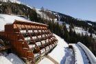 Skiing & Snowboarding in Les Arcs: residence Le Roc de Balleface :-)