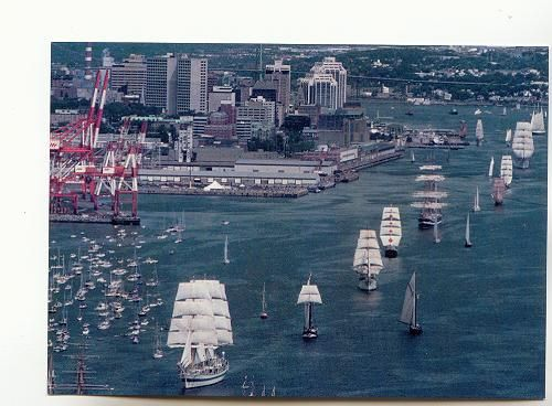 tall ships parade halifax ns canada past present. Black Bedroom Furniture Sets. Home Design Ideas