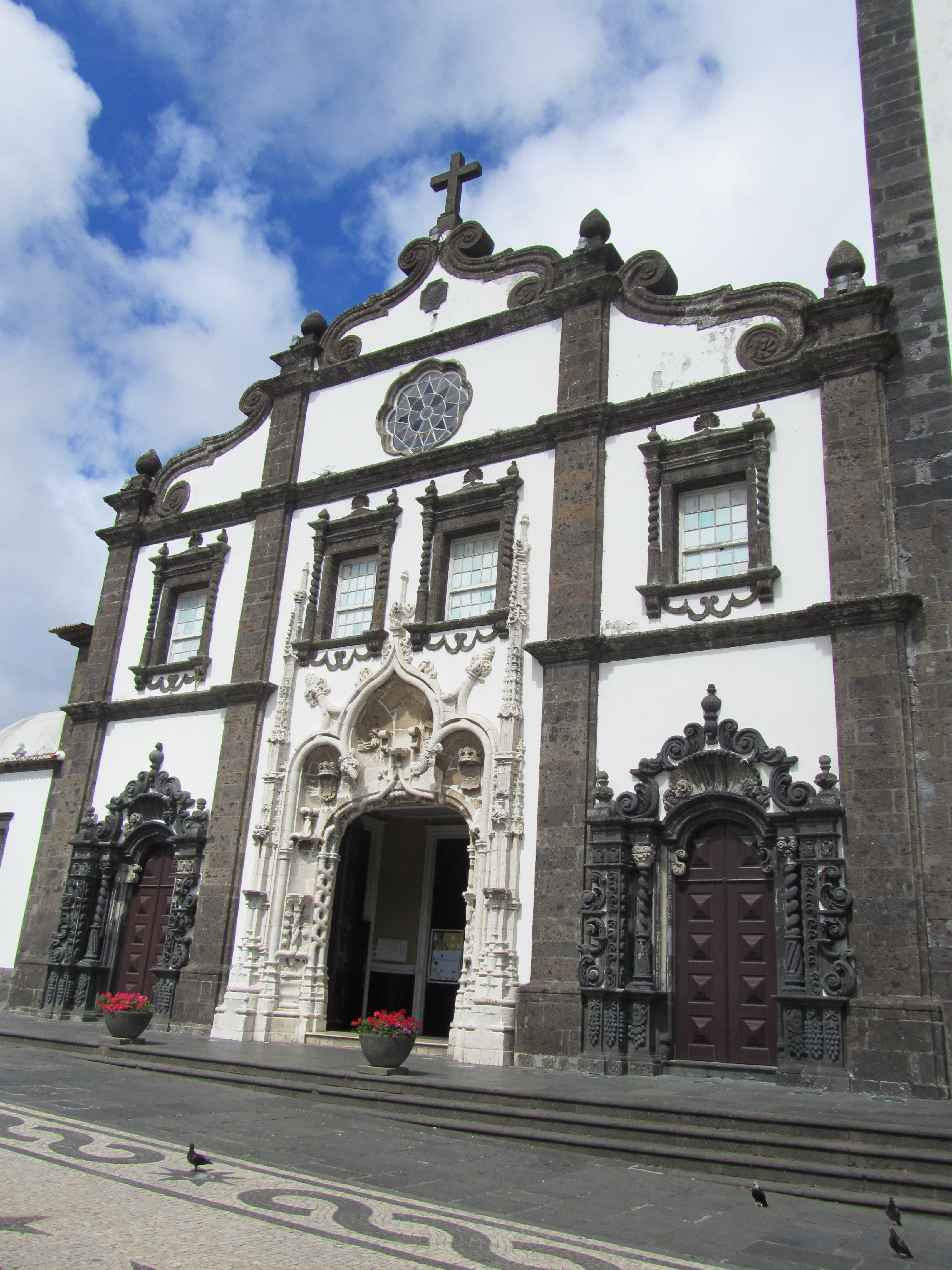 Igreja de São Sebastião, Ponta Delgada - JL