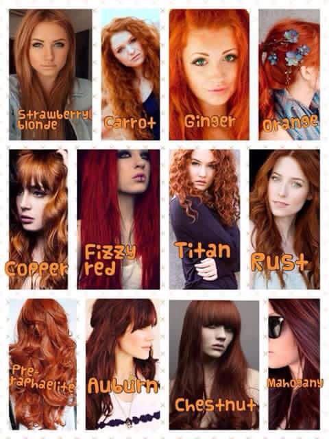 Think, that Strawberry blonde brunette redhead scandal!