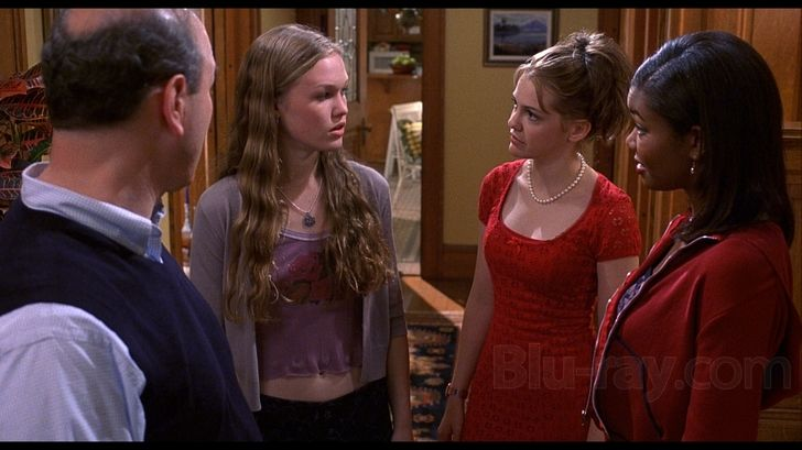 10 Things I Hate About You Prom: Larisa Oleynik. Then And Now