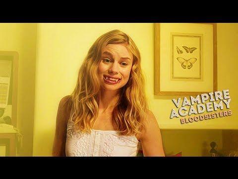 Vampire Academy-Official Trailer #2 Subtitulado en Español (HD) Olga Kurylenko - http://hagsharlotsheroines.com/?p=14562