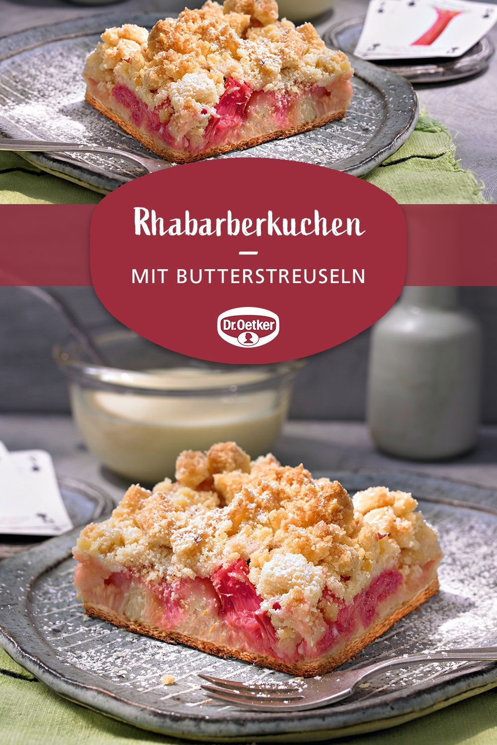 Rhabarberkuchen mit Butterstreuseln: Feiner Hefe-Blechkuchen mit einem Belag aus Puddingcreme, Rhabarberstücken und Streuseln #kaffeetafel #teatime #selbstgebacken    Undoubtedly, one of the tools we use the most in the oven kitchen. It saves us time while saving us from bad odors in our kitchens. Another benefit is that baking in the oven saves our recipes from excess oil as a culinary technique.    Well, do we use the oven correctly, which not onl... #Butterstreuseln #mit #Rhabarberkuchen
