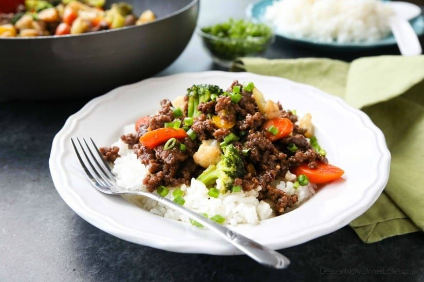 Cheap Korean Beef With Vegetables Video Dessert Now Dinner Later Best Beef Recipes Korean Beef Recipes Easy Korean Beef Recipe