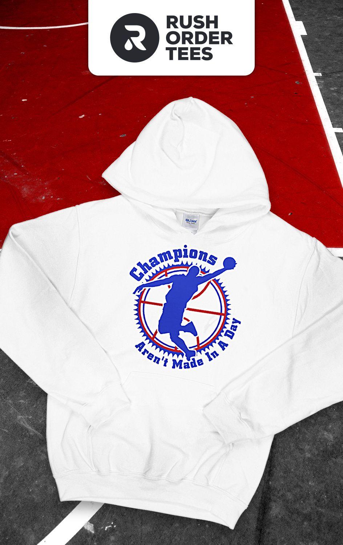 Basketball Champions Custom Hoodie Design Ideas Best Custom T Shirts Custom Hoodies T Shirt Design Template [ 1500 x 944 Pixel ]