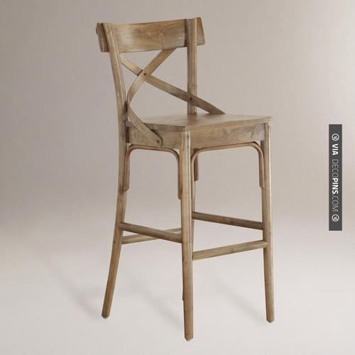 So Cool French Bistro Stools World Market 120 Check Out More