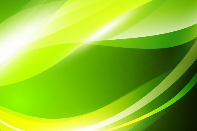 Abstract Background Free Background Vector Green Background Yellow
