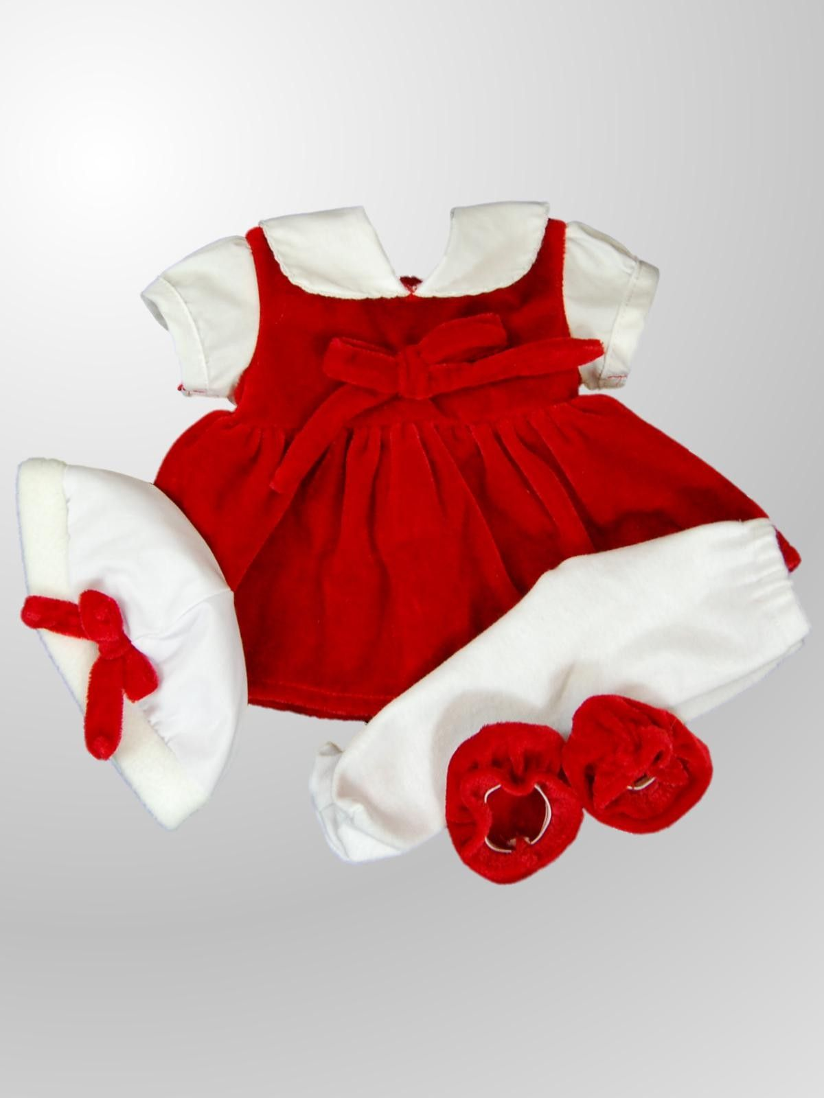 Beautifully detailed doll clothes outfit to fit any Bitty Baby or 15