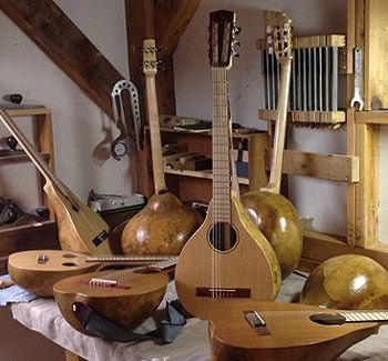 Photo of gourd guitars i discovered using gourds for my for Craft stores eugene oregon