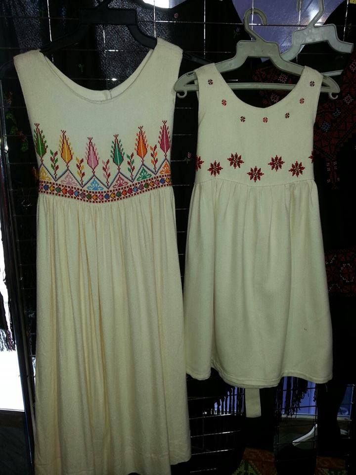 تطريز فلاحي فلسطيني فساتين بناتي Little Girl Dress Patterns Girl Dress Patterns Dress Patterns