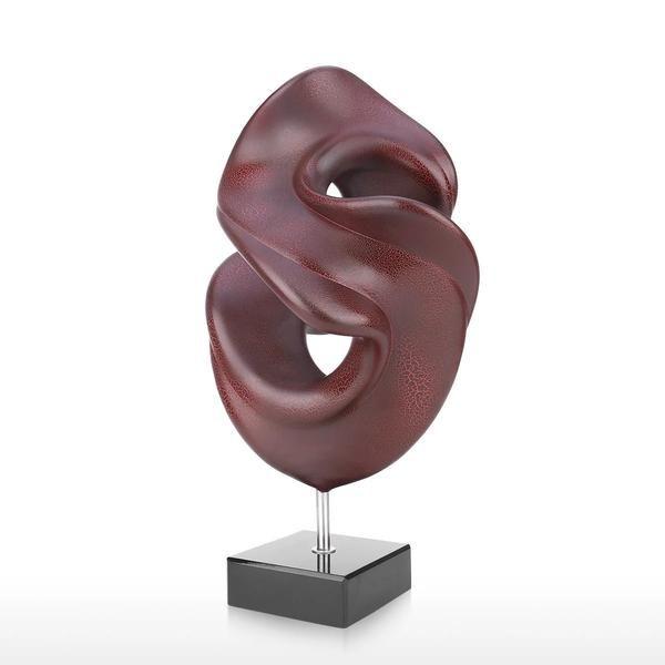 Photo of Abstrakte skulpturobjekter til minimalistisk og bohemsk dekor