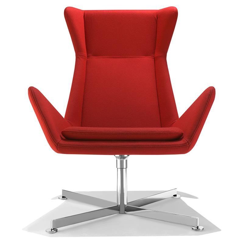 Fauteuil De Bureau Design Rouge Free Sur Cdc Design Fauteuil Bureau Design Chaise De Bureau Design Bureau Design