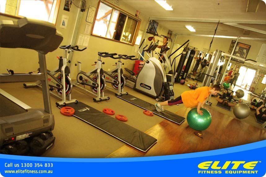 45693d86e114 G-Force Personal training studio using Elite Fitness Equipment