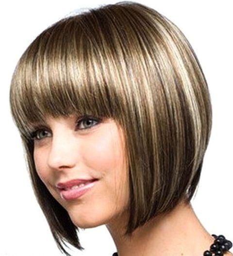 Hair Color Ideas For Brunettes Short Fierce Cuts Pinterest
