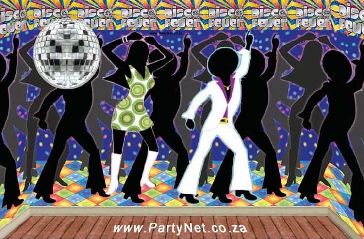 Image gallery disco decorations for 70s theme decoration ideas