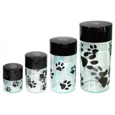 Tightpac America 4 Piece Pawvac Canister Color: