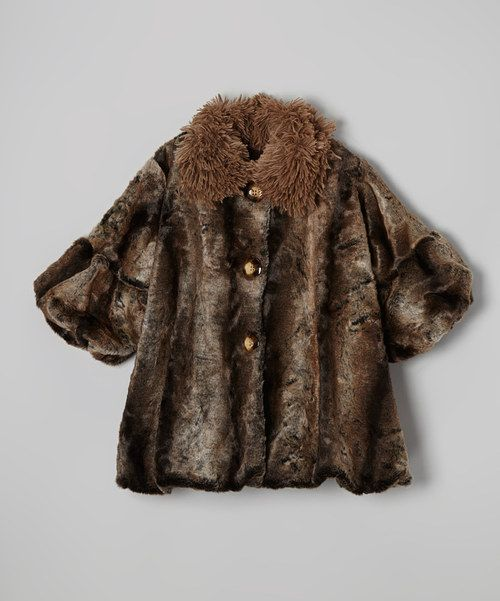 <p+style='margin-bottom:0px;'>This+coat's+vintage+overtones+and+soft+faux+fur+make+for+one+charming+and+classic+look+that+keeps+in+warmth+in+style.+Washable+construction+adds+a+touch+of+practicality+to+its+luxe.<p+style='margin-bottom:0px;'><li+style='margin-bottom:0px;'>100%+polyester<li+style='margin-bottom:0px;'>Machine+wash;+hang+dry<li+style='margin-bottom:0px;'>Imported<br+/>