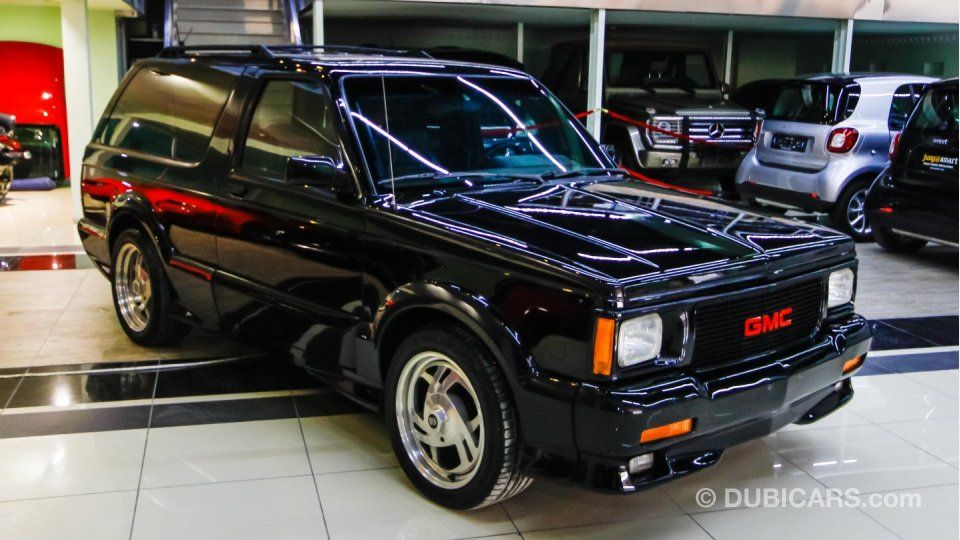 Gmc Typhoon Sale For Urgent For Sale Aed 26 000