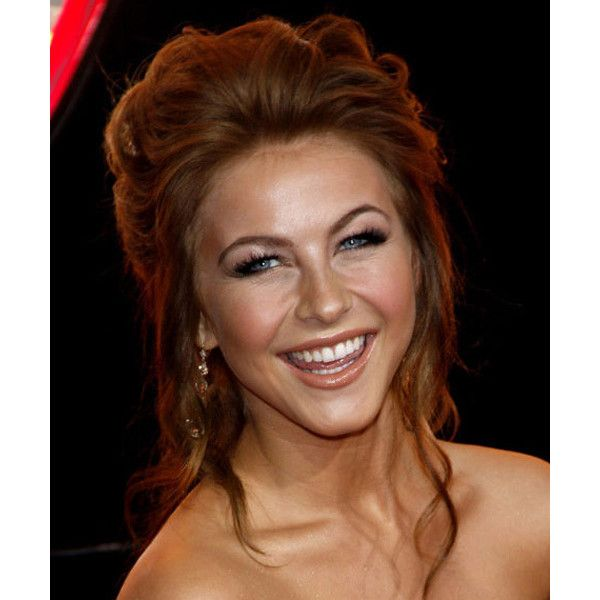 Celebrity Formal Hairstyles-Mid Length Updo Hairstyles