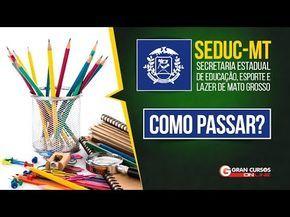 Apostila Concurso Seduc Mt 2017 Apoio Administrativo Apostilas