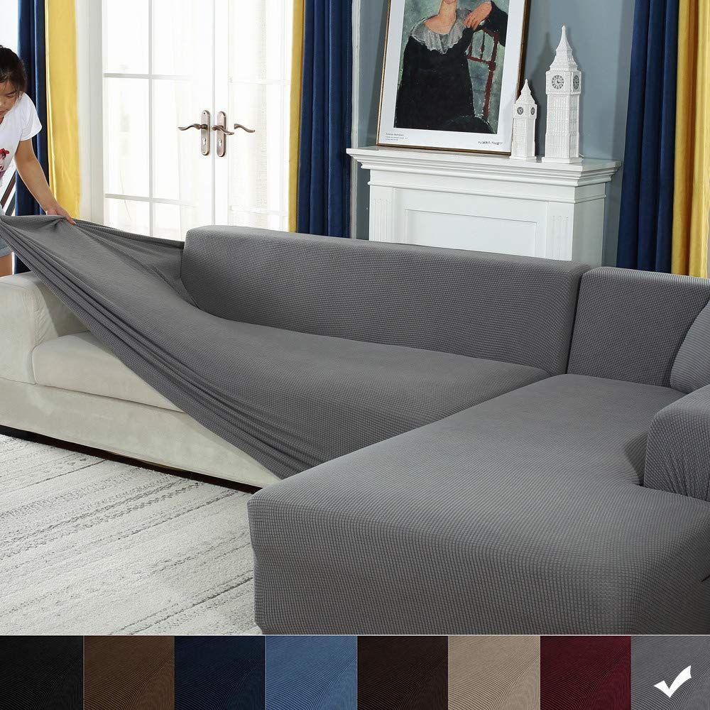Yjoy Sofabezug Sofa Berw Rfe F R L Form Sofa Elastische Stretch