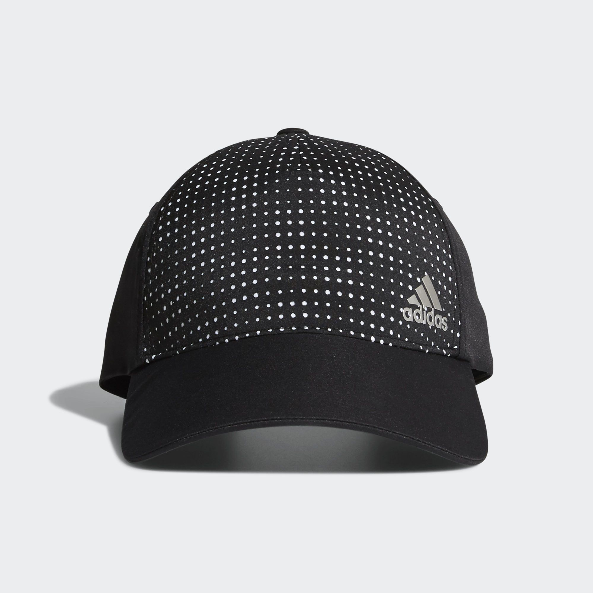 This women s golf hat features a moisture-wicking sweatband to help keep  you dry throughout your round. The adjustable back closure provides a  custom fit. 33f71c2b473