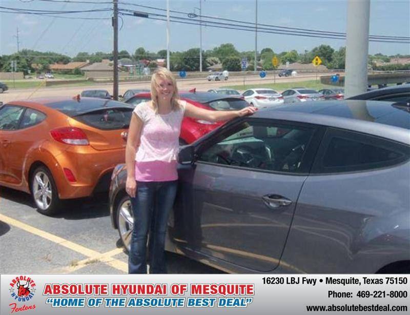 HappyBirthday to Jessica Kuik from ndan Myers at Absolute Hyundai!