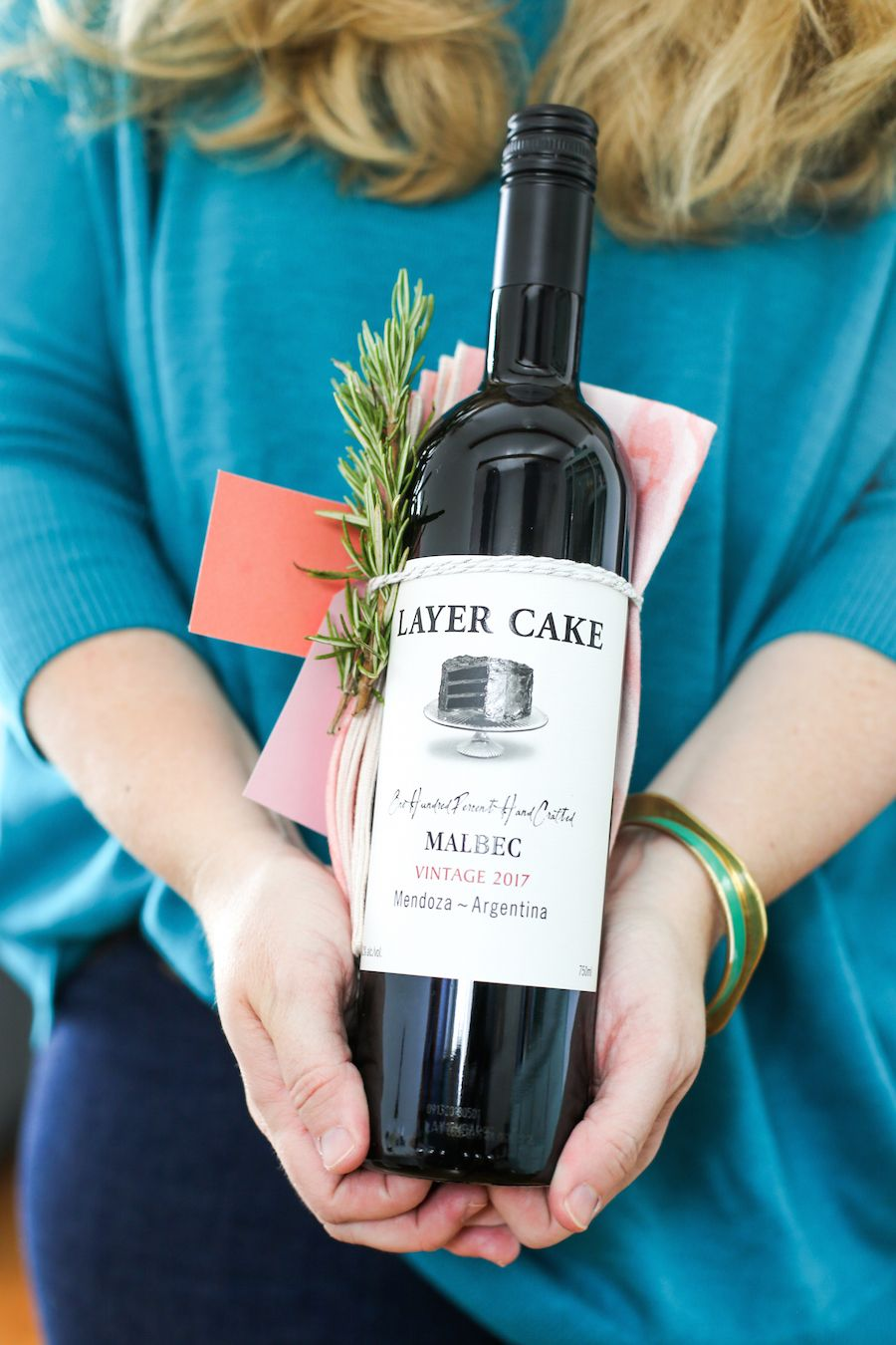 A perfect hostess gift wine hostess gift hostess gifts