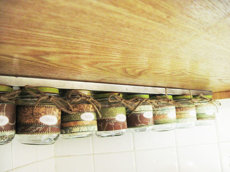 industrial spice rack - Google Search