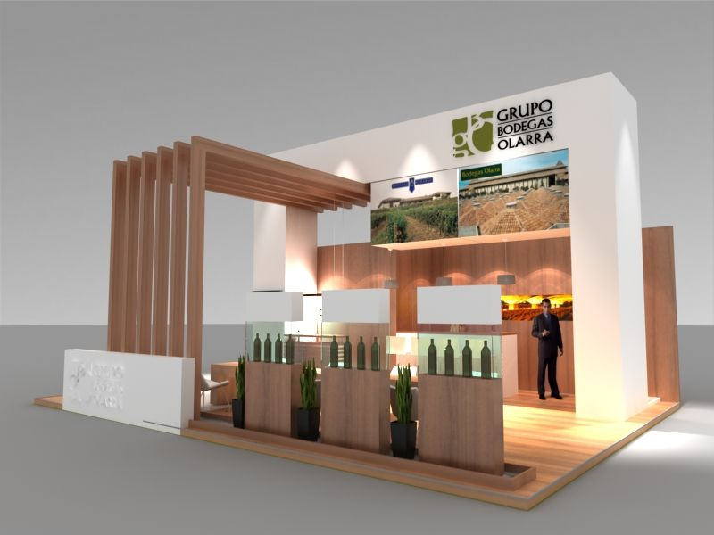 Expo Stands Kioska : Exhibit design medium by julieta iele at coroflot