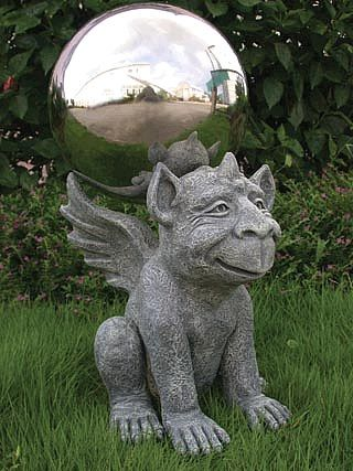 Cute Garden Gargoyles Google Search Gargoyles Gothic